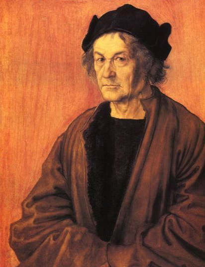 Albert-Durer-The-Elder-At-Age-70