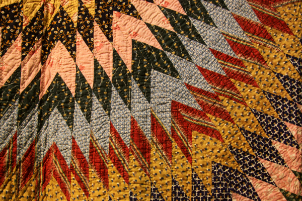 Pam Holland Designs And Productions: Chicago Quilt Festival