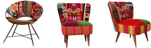 (5) Fab.com | Vibrant, Eclectic Seating